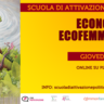 Card square economia ed ecofemminismo